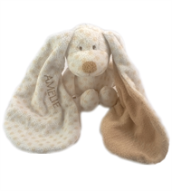 Teddy Baby Big Ears med navn - Hund