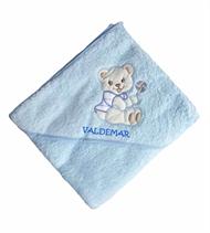 baby håndklæde med navn