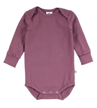 Cozy me Body LÆ, Müsli by Green Cotton, Flint