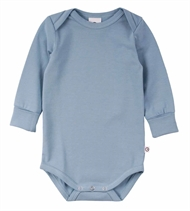 Cozy me Body LÆ, Müsli by Green Cotton, Forever Blue