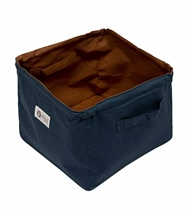 Opbevarings box, Müsli by Green Cotton, Midnight- Ocher