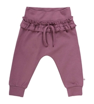 Cozy Me String Pants, Müsli by Green Cotton, Flint