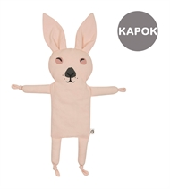 Bamse Rabbit, Müsli by Green Cotton, Rose Whip