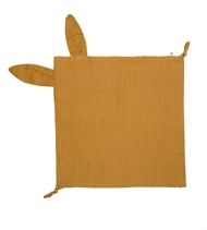 Sutteklud, Muslin Rabbit Blankie, GOTS certificeret, Müsli by Green Cotton, Wood