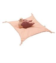Sutteklud Wing Blankie, GOTS certificeret, Müsli by Green Cotton, Peach