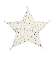 Sutteklud Twinkle Blankie, Müsli by Green Cotton, Cream