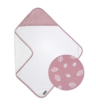Badeslag Nordic Leaf, Vinter og Bloom, Soft Pink